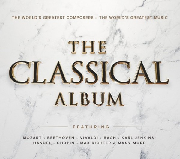 The Classical Album | Decca 4827387