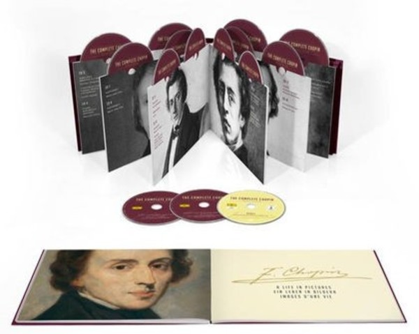 The Complete Chopin (Deluxe Edition) | Deutsche Grammophon 94796555