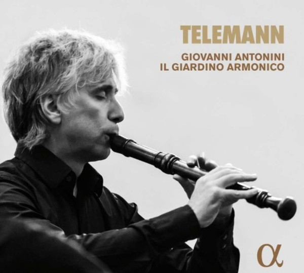 Telemann - Music for Recorder | Alpha ALPHA245
