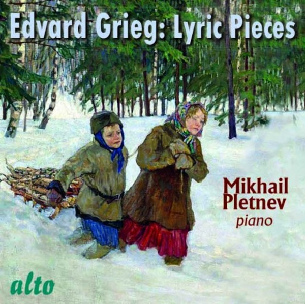 Grieg - Lyric Pieces | Alto ALC1330