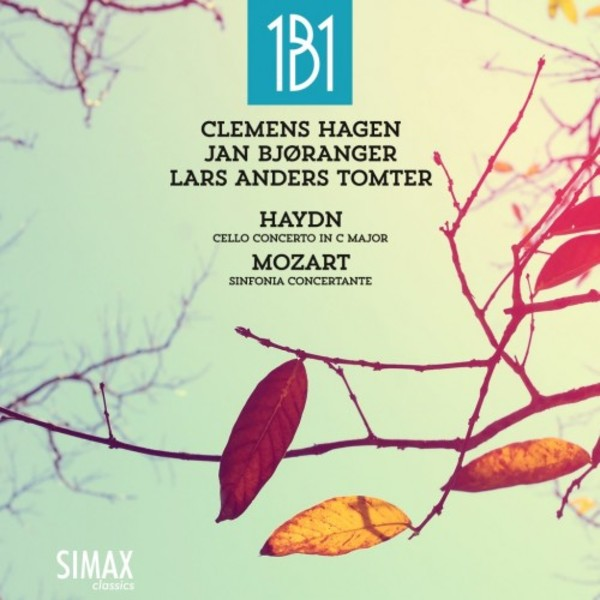 Haydn - Cello Concerto in C major; Mozart - Sinfonia concertante | Simax PSC1351