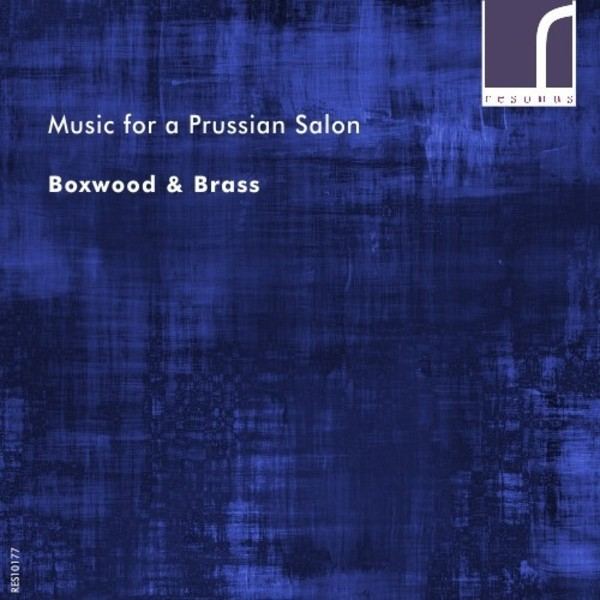 Music for a Prussian Salon | Resonus Classics RES10177