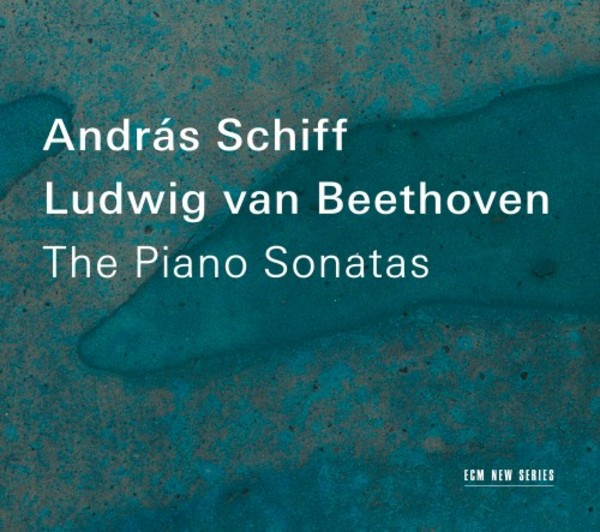 Beethoven - The Piano Sonatas | ECM New Series 4812908