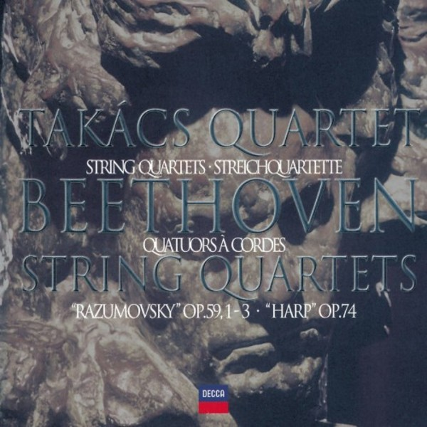 Beethoven: The Middle Quartets | Decca 4708472