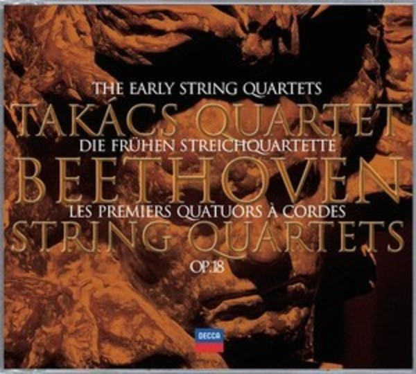 Beethoven: The Early Quartets | Decca 4708482