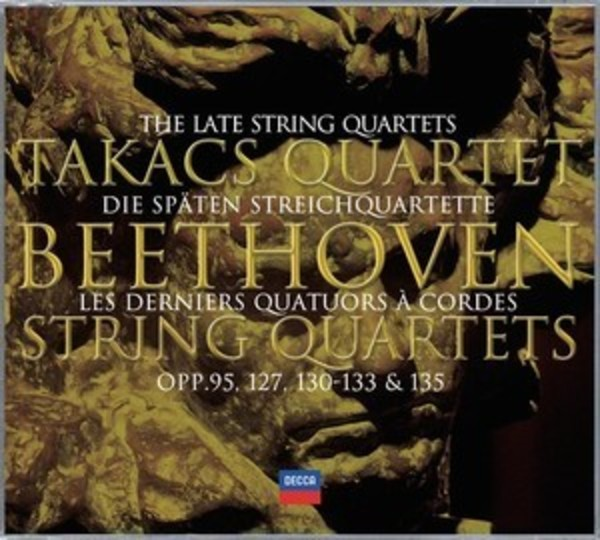 Beethoven: The Late Quartets | Decca 4708492
