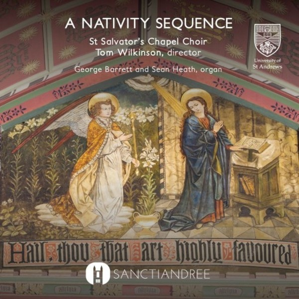 A Nativity Sequence | Sanctiandree SAND0004