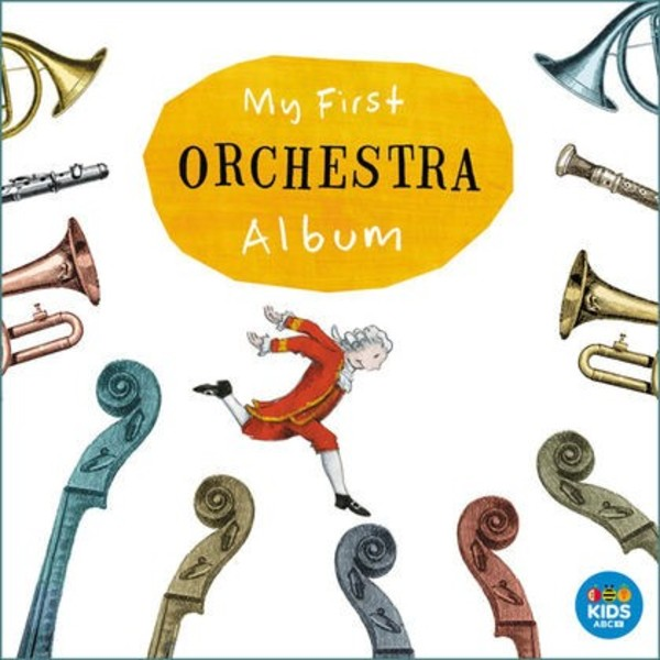 My First Orchestra Album | ABC Classics ABC4812724