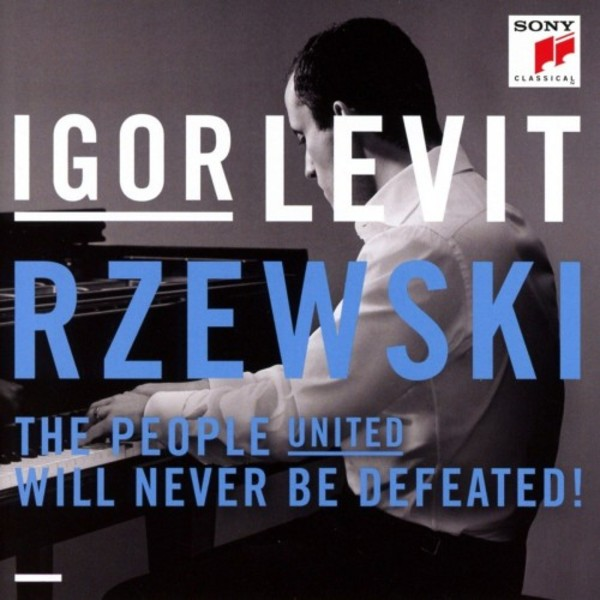Rzewski - The People United Will Never Be Defeated | Sony 88875140162