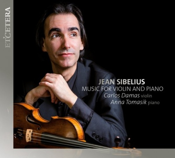 Sibelus - Music for Violin & Piano | Etcetera KTC1564