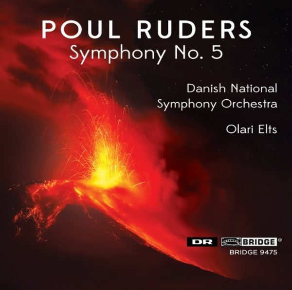 Poul Ruders - Symphony no.5 | Bridge BRIDGE9475
