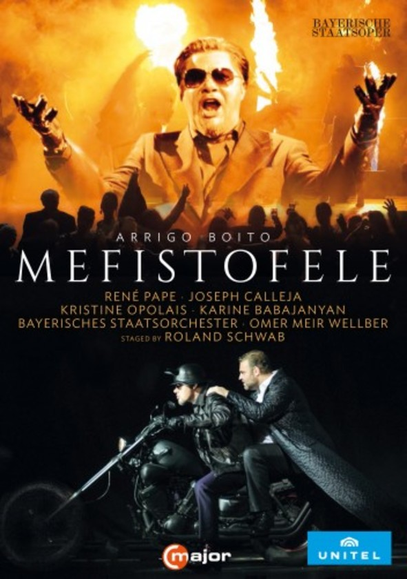 Boito - Mefistofele (DVD) | C Major Entertainment 739208