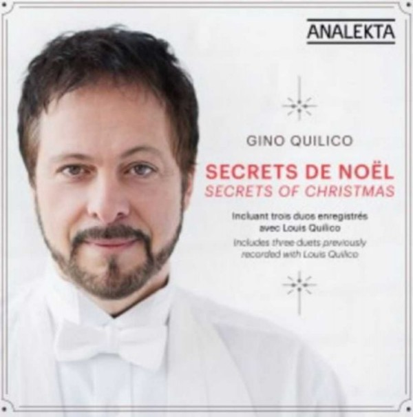 Gino Quilico: Secrets of Christmas | Analekta AN28777