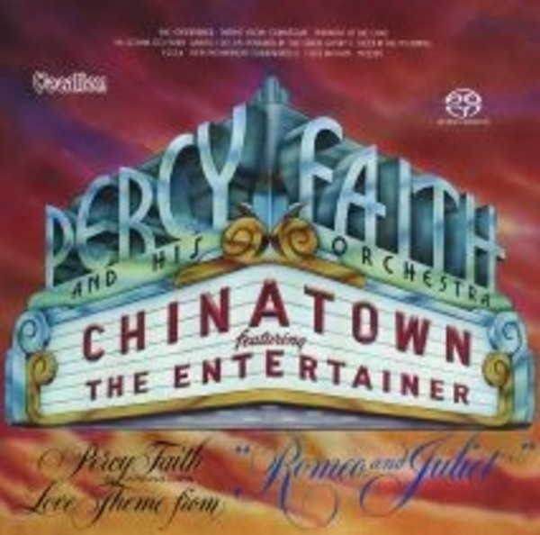 Percy Faith: Chinatown & Romeo and Juliet | Dutton CDLK4599