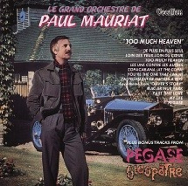 Paul Mauriat: Too Much Heaven | Dutton CDLK4600