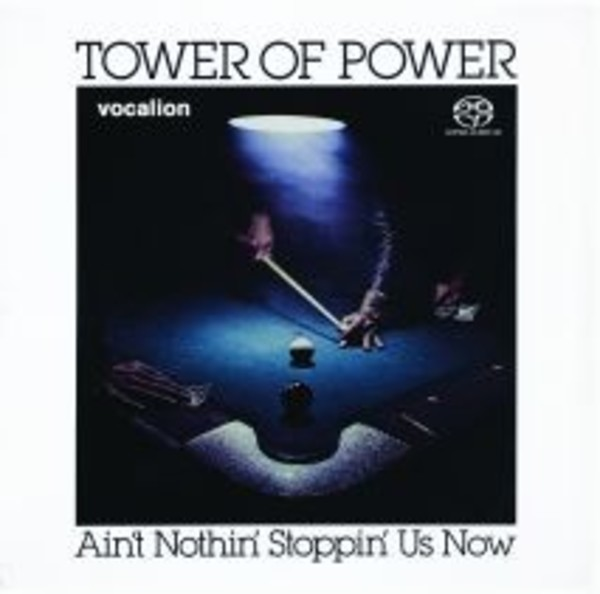 Tower of Power: Ain't Nothin' Stoppin' Us Now | Dutton CDSML8523