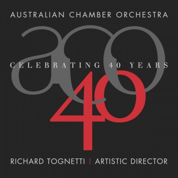 Australian Chamber Orchestra: Celebrating 40 Years | ABC Classics ABC4814571
