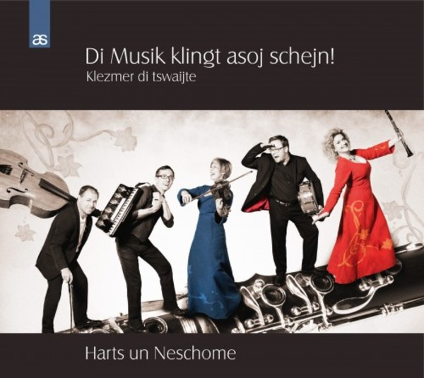 Di Musik klingt asoj schejn (The music sounds lovely): Klezmer II | Auris Subtilis AS5077