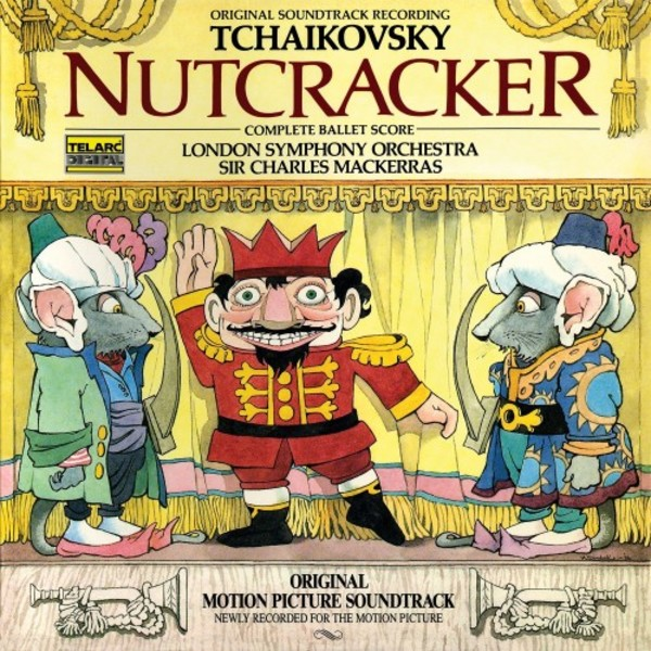 Tchaikovsky - The Nutcracker (LP)