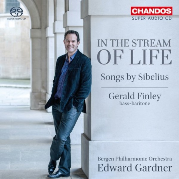 In the Stream of Life: Songs by Sibelius | Chandos CHSA5178