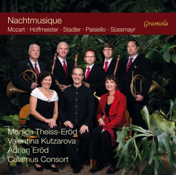 Nachtmusique: Night Music in the Jacquin Residence | Gramola 99097