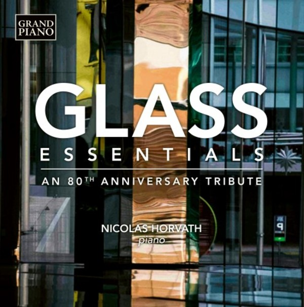 Glass Essentials: An 80th Anniversary Tribute (LP) | Grand Piano GP752LP