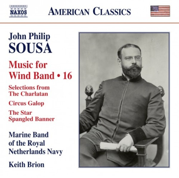 Sousa - Music for Wind Band Vol.16