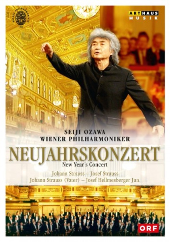 New Year�s Concert 2002 (DVD)