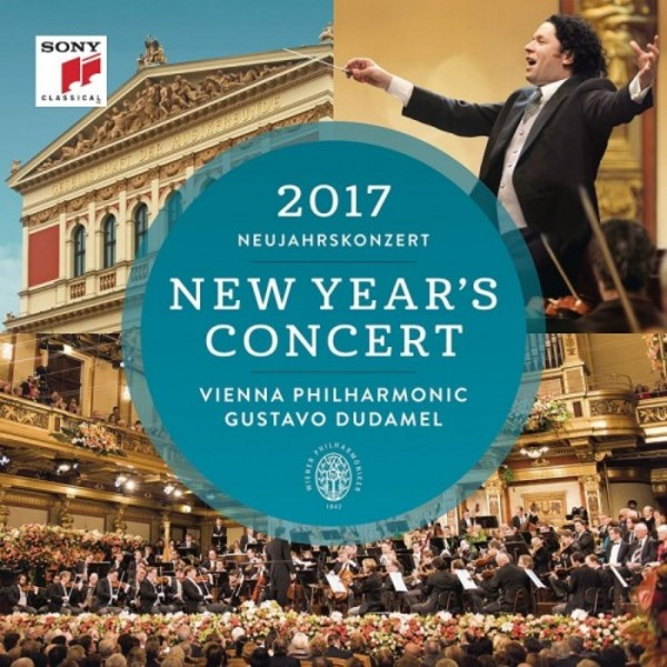 New Year's Concert 2017 | Sony 88985376152
