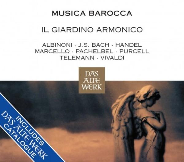 Il giardino armonico musica barocca cd erato 9029698516 for Il giardini