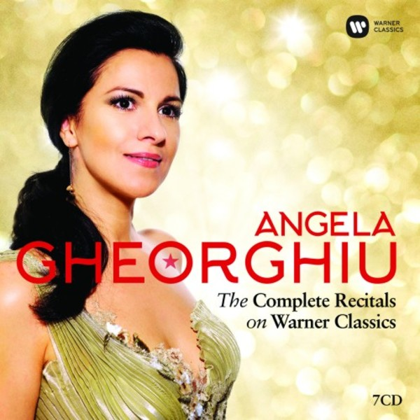 Angela Gheorghiu: The Complete Recitals on Warner Classics | Warner 9029589947