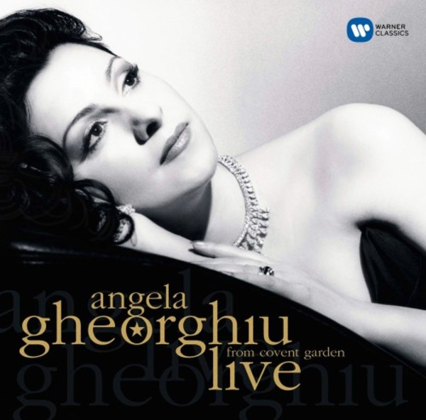 Angela Gheorghiu: Live from Covent Garden | Warner - Original Jackets 9029588999