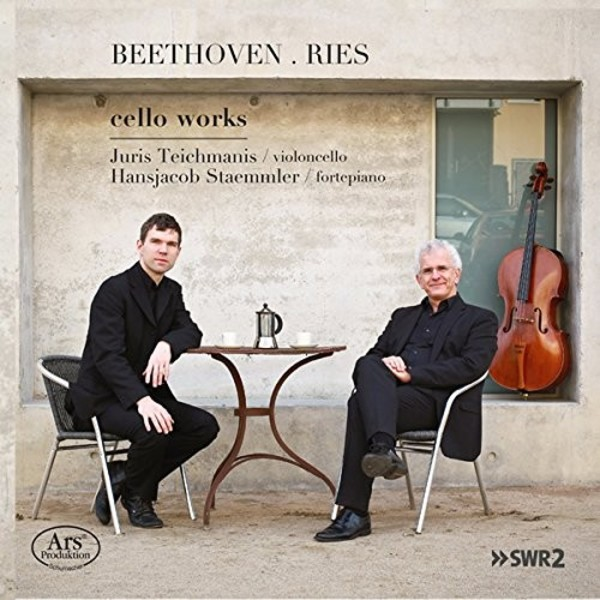 Beethoven & Ries: Cello Works | Ars Produktion ARS38533