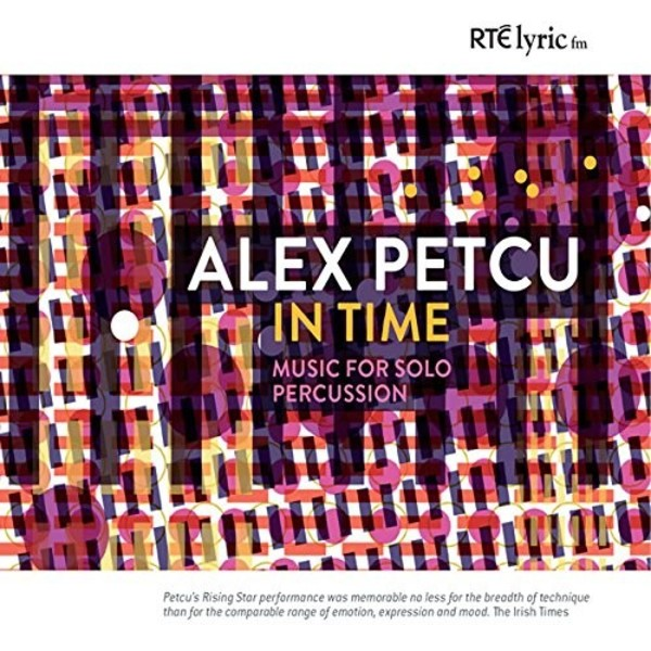 In Time: Music for Solo Percussion | RTE Lyric FM CD151