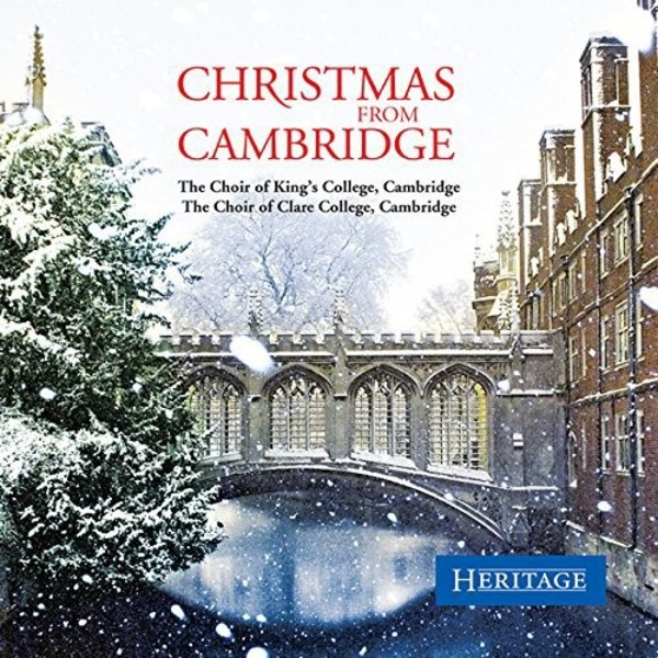 Christmas from Cambridge | Heritage HTGCD198