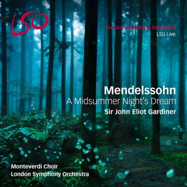 Mendelssohn - A Midsummer Night�s Dream (SACD + Blu-ray Audio)