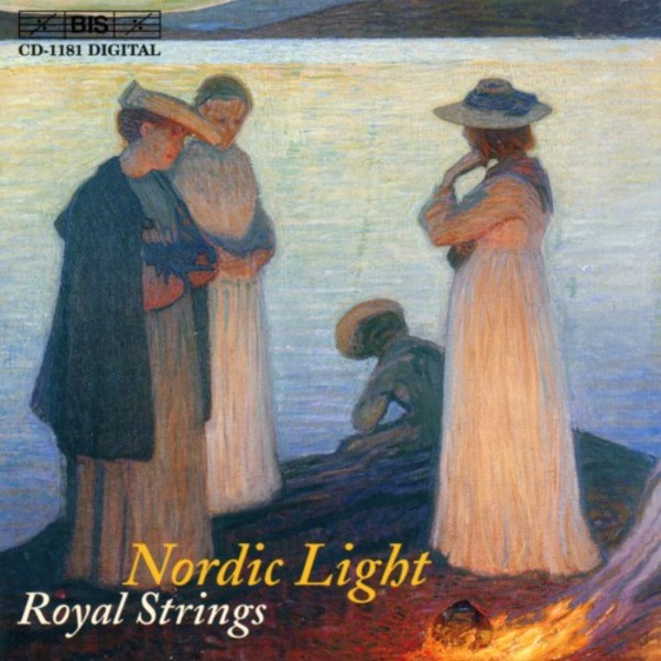 Nordic Light – Music for Strings | BIS BISCD1181
