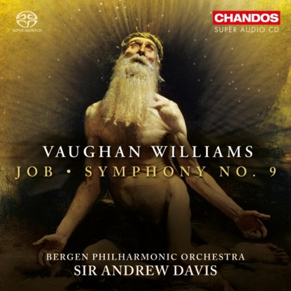 Vaughan Williams - Job, Symphony no.9 | Chandos CHSA5180