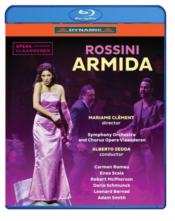 Rossini - Armida (Blu-ray) | Dynamic 57763