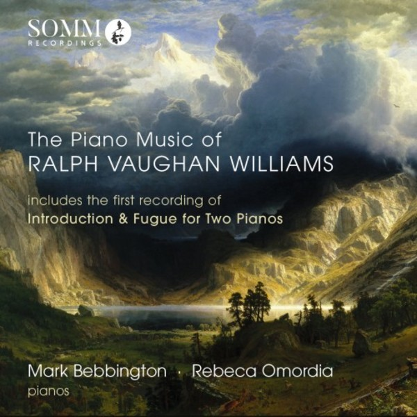 The Piano Music of Ralph Vaughan Williams | Somm SOMMCD0164
