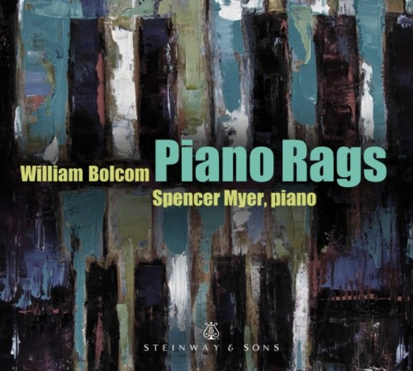 William Bolcom - Piano Rags | Steinway & Sons STNS30041
