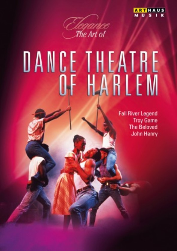 Elegance: The Art of Dance Theatre of Harlem (DVD)