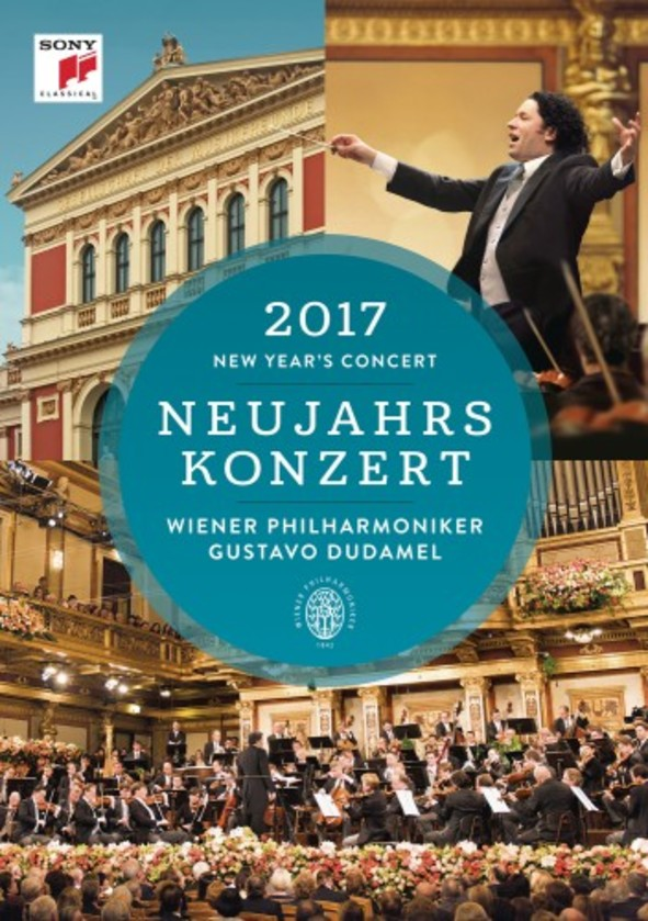 New Year�s Concert 2017 (DVD)