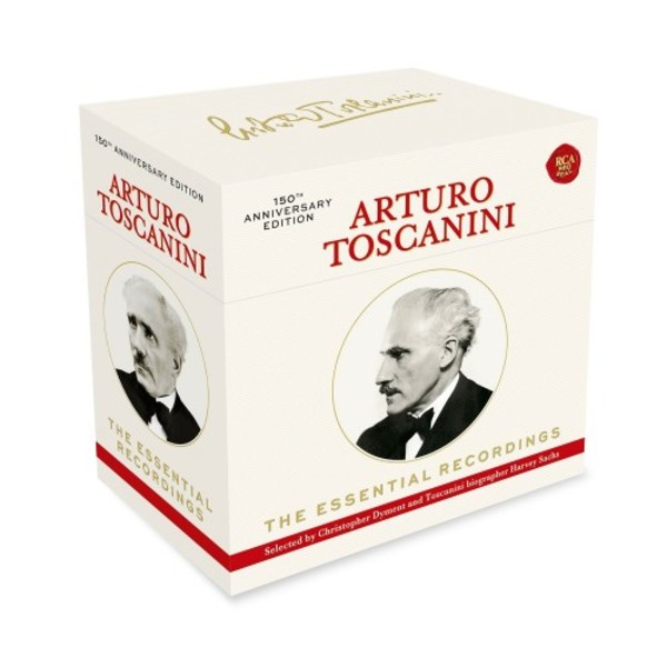Arturo Toscanini: The Essential Recordings | Sony 88985376042