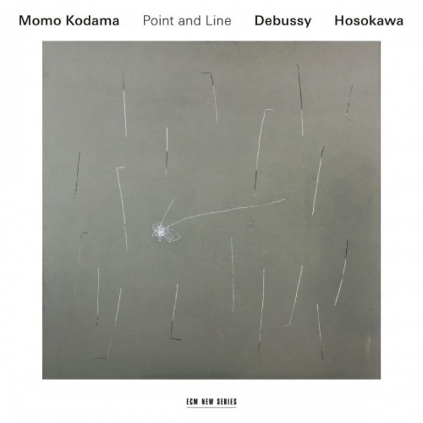 Point and Line: Etudes by Debussy & Hosokawa