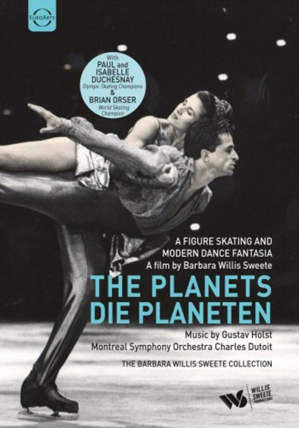 The Planets: A Figure Skating and Modern Dance Fantasia (DVD) | Euroarts 4261078