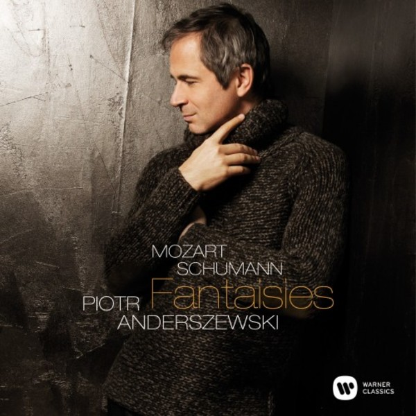 Mozart & Schumann - Fantaisies (CD + DVD) | Warner 9029588855