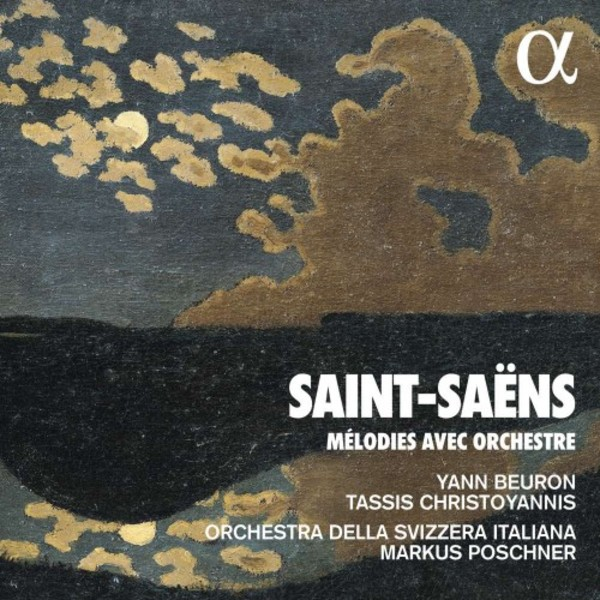 Saint-Saens - Melodies with Orchestra | Alpha ALPHA273