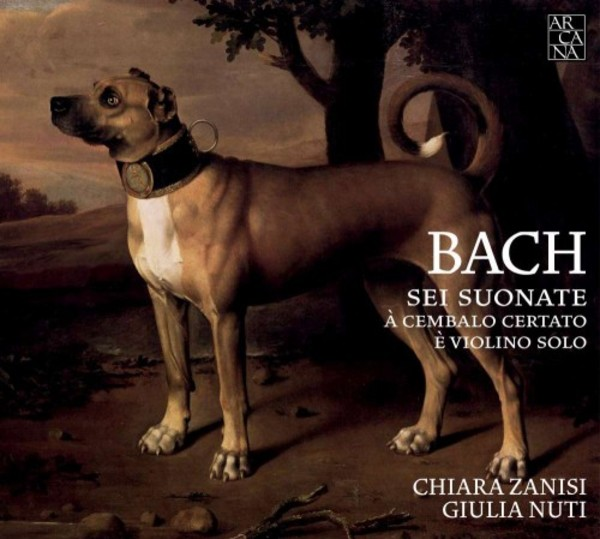 Bach - Six Sonatas for Harpsichord and Violin