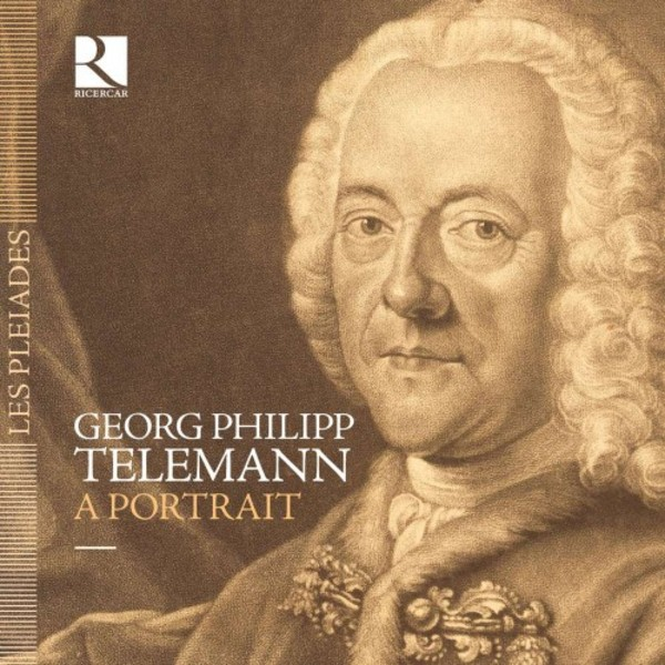 Georg Philipp Telemann: A Portrait